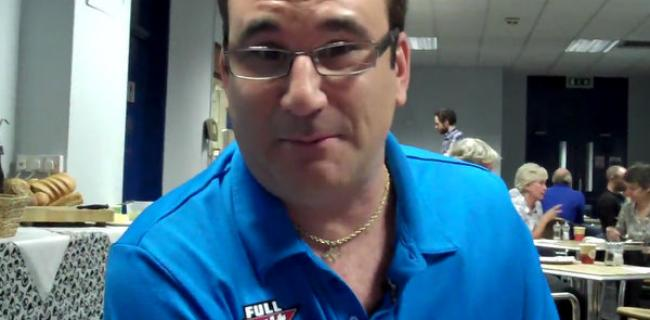 Matt Stout VLog: Chinese Poker with Mike Matusow in Wales