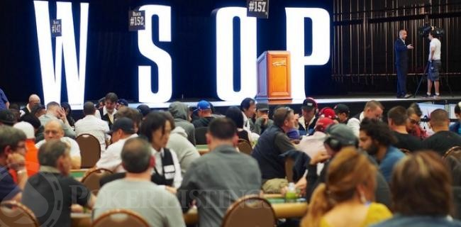 Photo Blog: Canada Day, Doyle Rising, Hellmuth Falling at 2013 WSOP