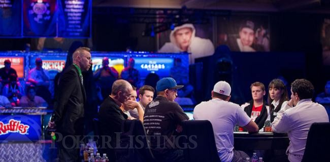 WSOP Guest Photo Blog: 2013 Main Event by Shruti Kapoor