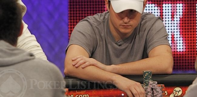 Matt Giannetti: 2011 WSOP November Nine