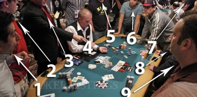 WSOP Photo By Numbers: Controversial $50k Hand