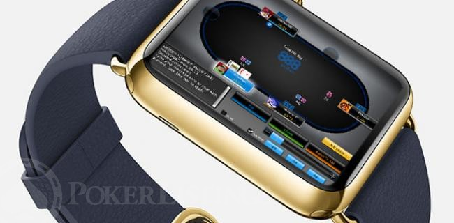 Will the Apple Watch Be a Useful Tool for Poker?