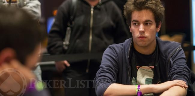 Dominik Nitsche's WSOP Diary: If I Don't Play, I Try to Buy Action