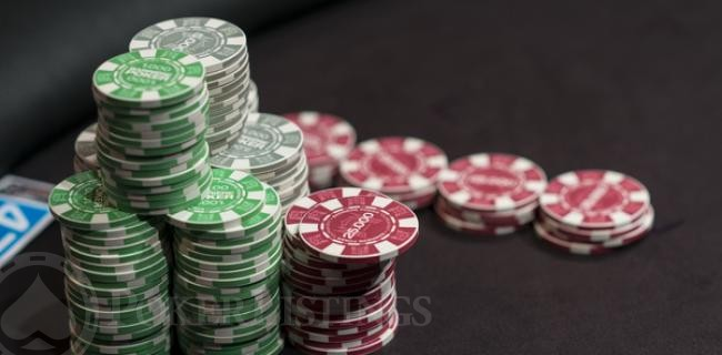 A Night in the Life of WSOPE Tournament Chips
