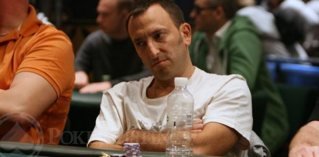 Bloom Goes the Dynamite - Tony Bloom at the Aussie Millions