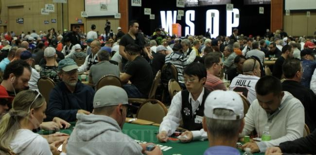 Photos from the 2013 World Series of Poker