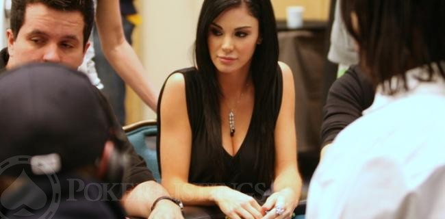 Playmate Jayde Nicole Playing at PCA