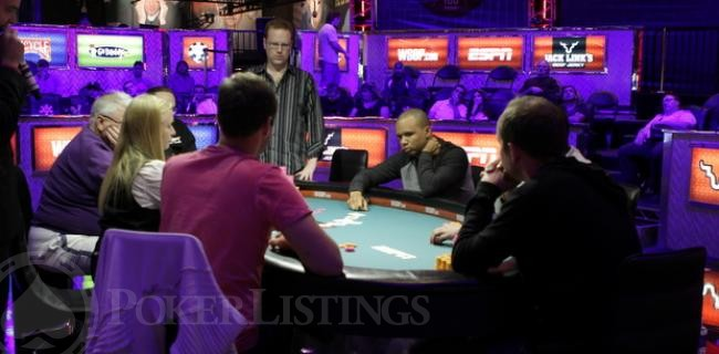 Live Blog: Ivey Goes for 9th WSOP Bracelet