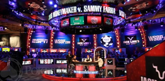 The WSOP ESPN Final Table is Real and It's Spectacular