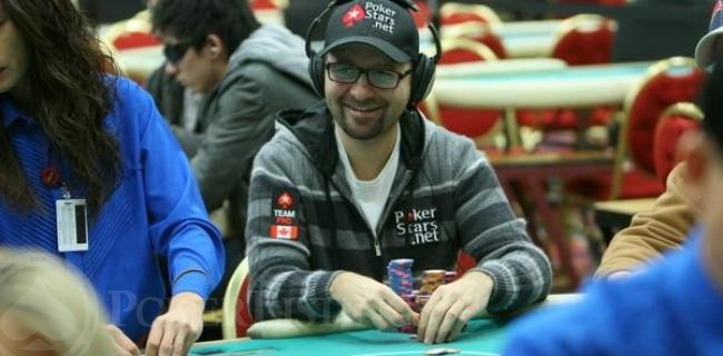 High Stakes Poker Snapshot: Negreanu Saved by River