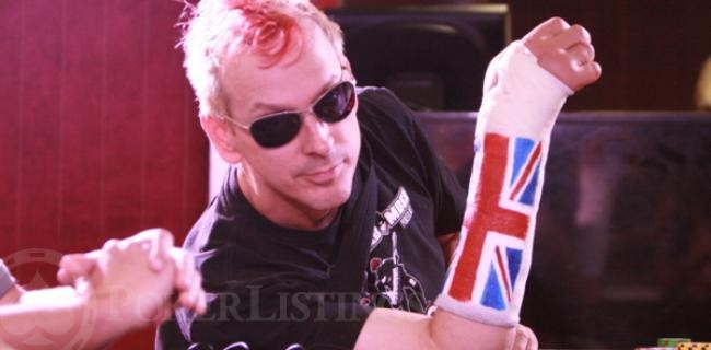 Phil Laak on the Mend; Appealing to the British