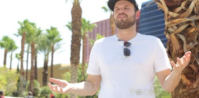 Counter Strike Legend Griffin Benger Goes for $8.5M at WSOP (Video)