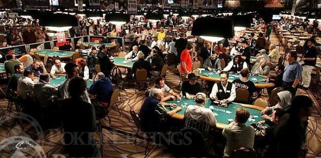 Across The Amazon at the WSOP 2010