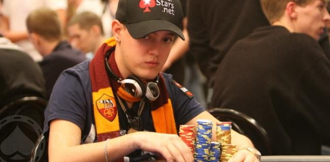 That's Italiano! - Recap of Day 2 at EPT San Remo