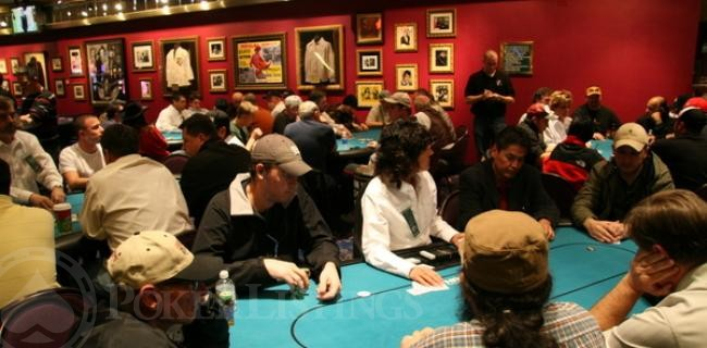 Do Not Go Gentle: Day 1 at WSOPC Lake Tahoe