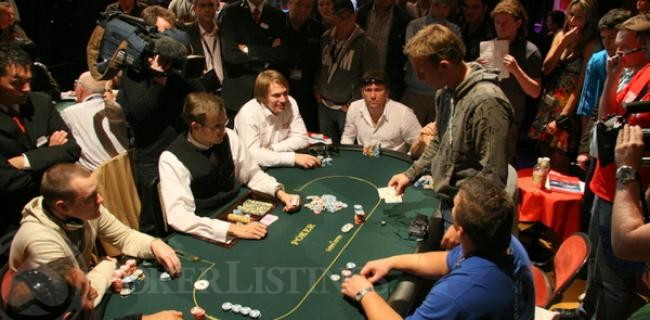 Get on Top: Final Table Set at EPT Baden