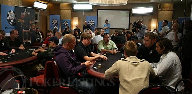 Patrik Antonius leads Day 1b at WSOP in Europe