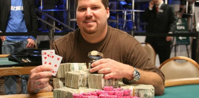 Seniors, Horses and Solid Goldberg: Day 26 at the 2007 WSOP