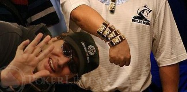 Daily WSOP Photo(shop): Johnny Chan the Master