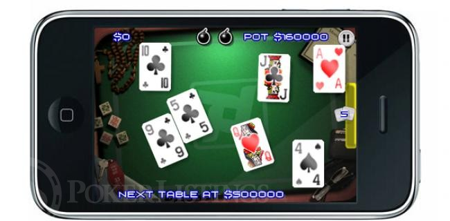 Three More iPhone Poker Apps Worth Talking About