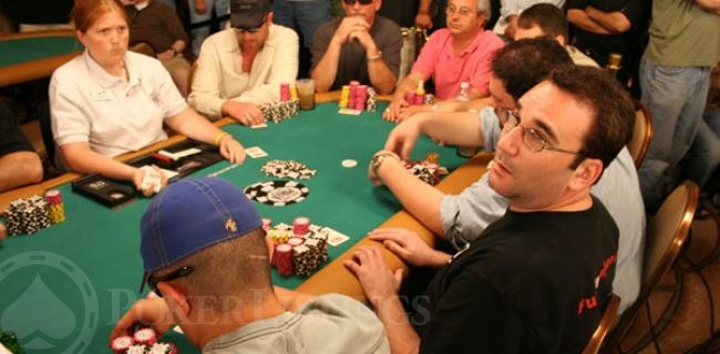 Putting A Cap On The WSOP Main Event