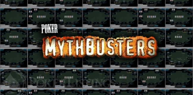 Poker Mythbusters: Running the Numbers