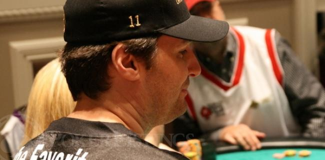 High Stakes Poker Snapshot: Hellmuth Felted