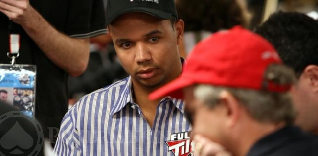 Main Event Snapshot: Donations for Ivey