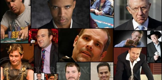 Bluff Announces 2011 Poker Power 20