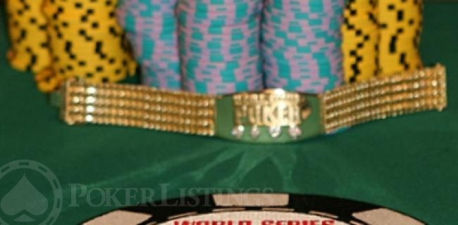 Changes Galore at the 2006 WSOP