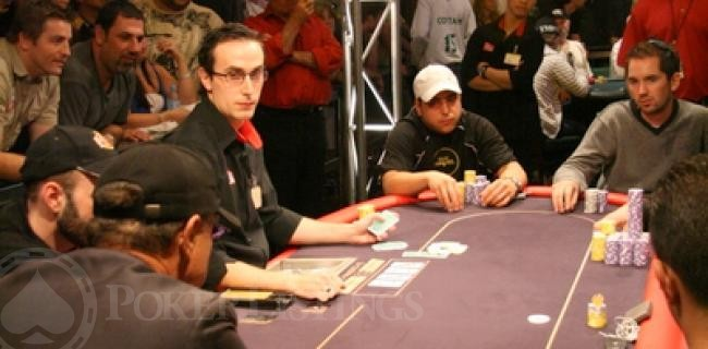 And Then There Were Seven - Day 4 at the 2007 Aussie Millions