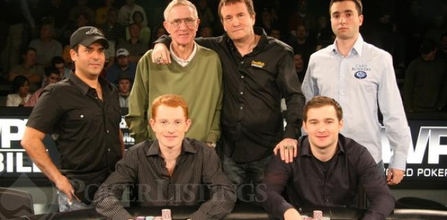 Gone in 60 Seconds - The Final Table at the Doyle Brunson Five Diamond World Poker Classic