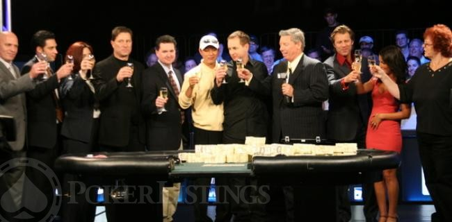 Can't Beat the Oracle - Roy Winston Wins WPT Borgata