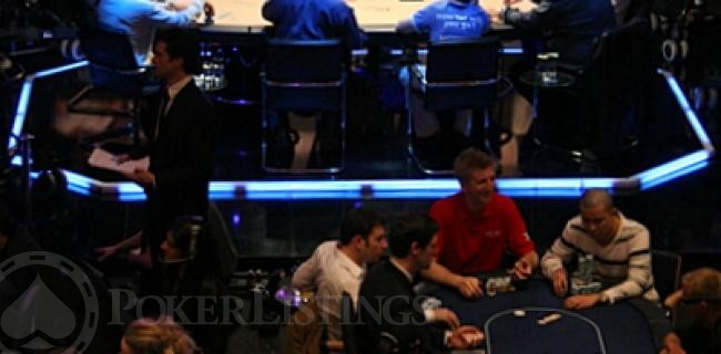 Bad Beats and More - Day 2 at the EPT3 German Open