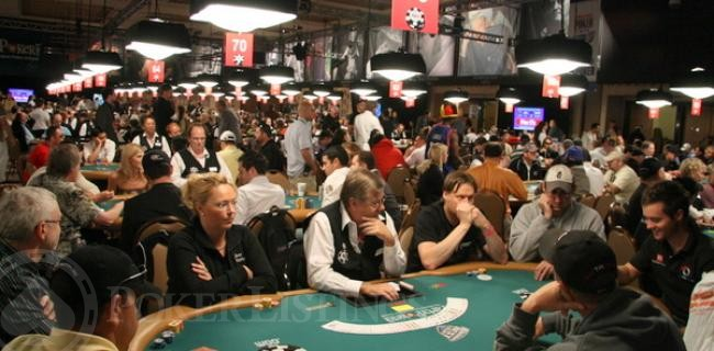 Poker Paparazzi: Star Power at the WSOP