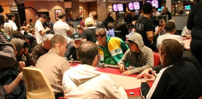 Chips, Cards and Two Smoking Aces: Day 2 at EPT London