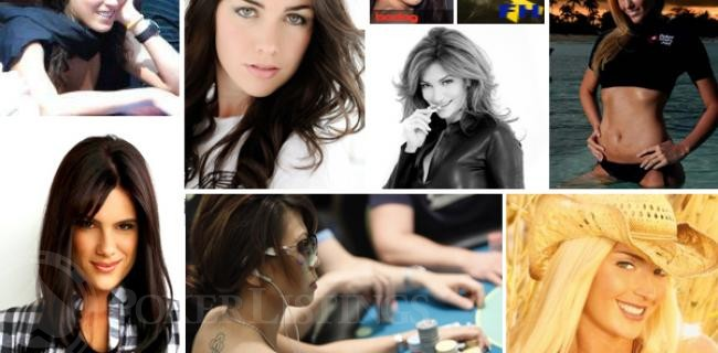 Sexiest Women in Poker Twitter List