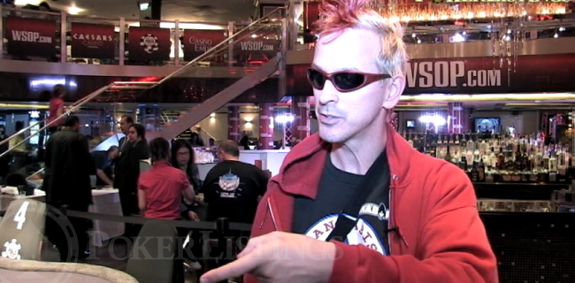 Phil Laak Has Seen the Matrix; Gained Super Powers