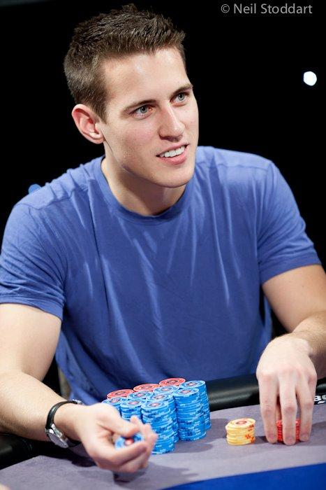 """Gets a """"Time-Out"""" from PokerStars"""