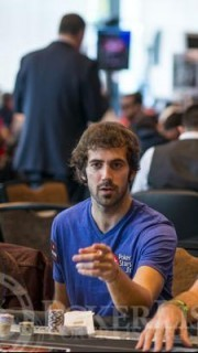 Jason Mercier2013 WSOP EuropeEV0710K NLH Main EventDay 1AGiron8JG1368
