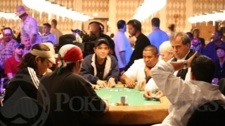 $2,000 Pot Limit Omaha w/re-buys final table