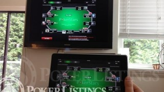 iPad AirPlay Poker