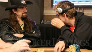 "Phil Laak, Chris ""Jesus"" Ferguson"