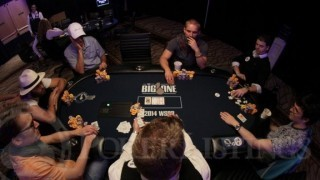 Day 1 of the 2014 Big One for One Drop