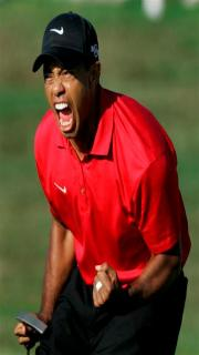 tiger woods dramatic photo 11