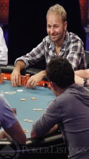 Daniel Negreanu and J.P. Kelly
