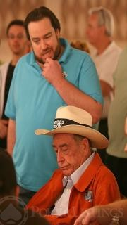 Todd and Doyle Brunson