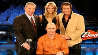 Johnny World with Vince, Mike and Sabina