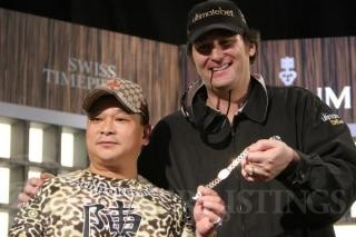 Phil Hellmuth Johnny Chan