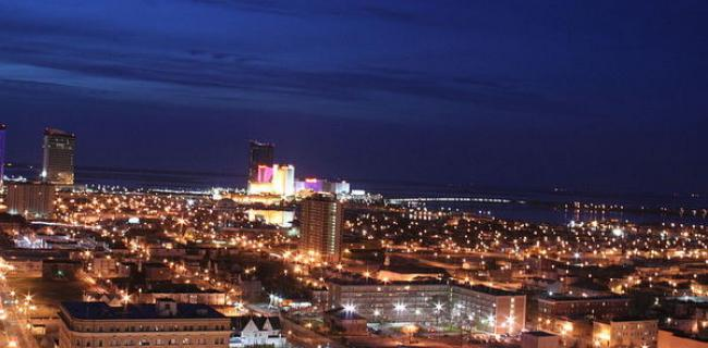 Atlantic City by Ron Miguel